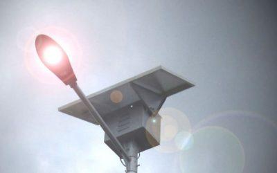 Iluminación pública Huanta