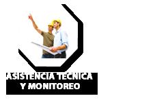 Asistencia tecnica, monitoreo y supervisión