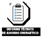 Informe técnico de propuesta de ahorro energético