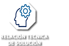 Relación técnica de solución